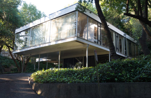 'Floating' Berkeley home by Donald Olsen lists for $1.495m