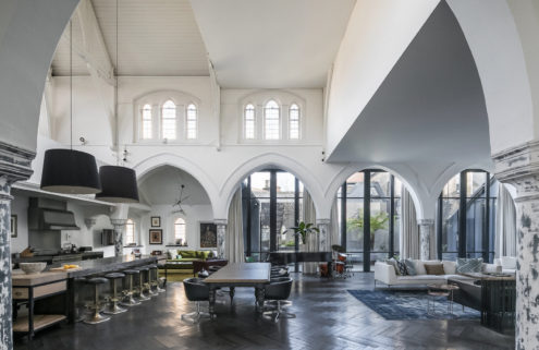 A heavenly church conversion is for sale in London