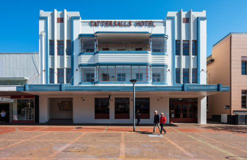 Art Deco jewel the Tattersalls Hotel gets a polish in New South Wales