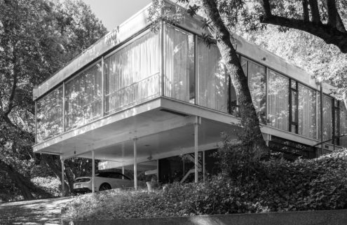 Explore the Bay Area's modernist landmarks