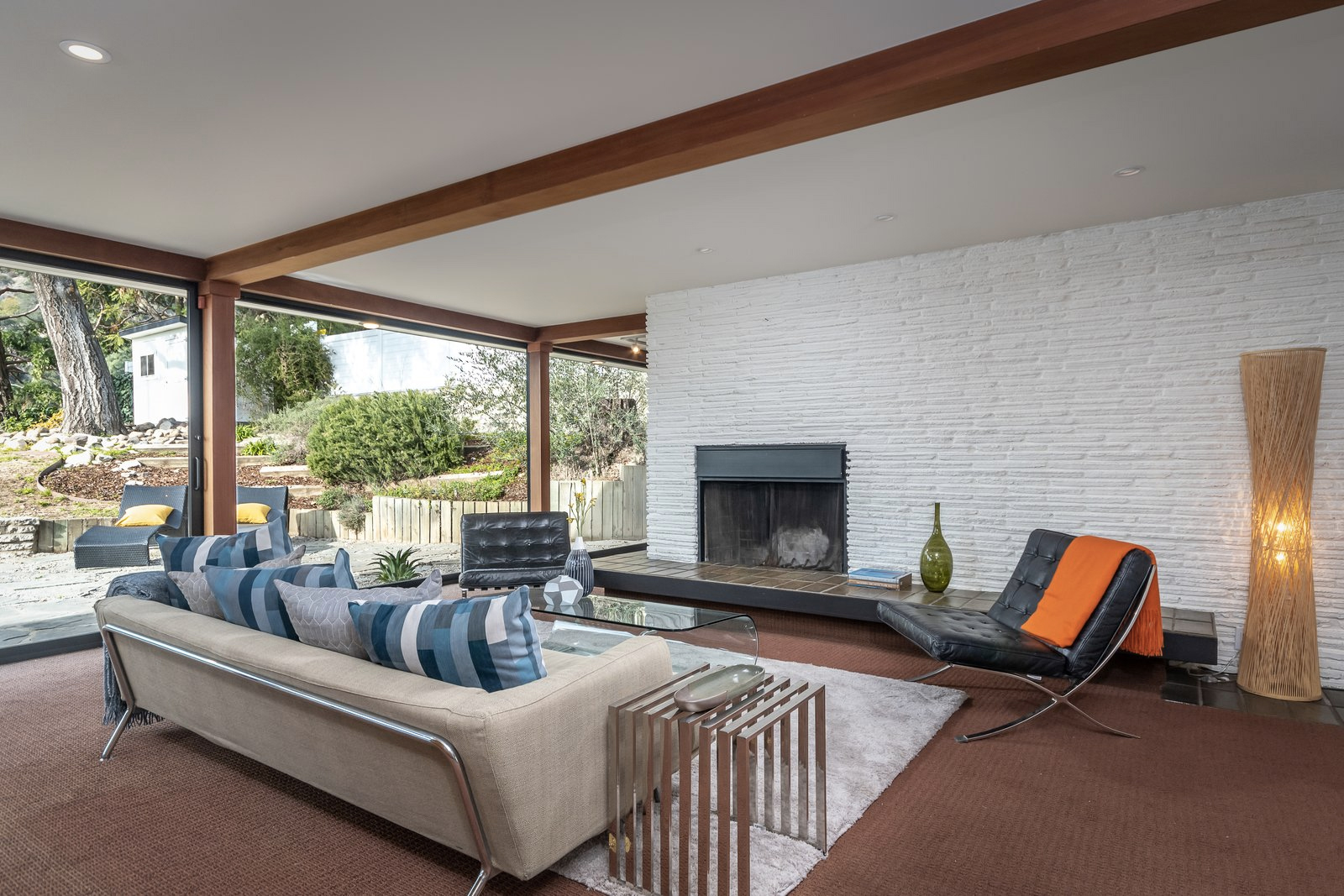 Pierre Koenig's experimental Squire House is for sale in California