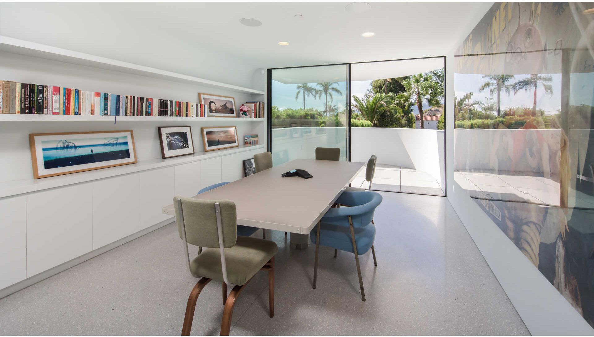 Richard Neutral's refurbished Sten-Frenke House lists for $15m