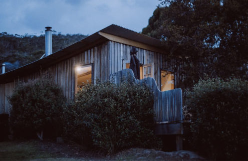 This Aussie shack is a forager's paradise