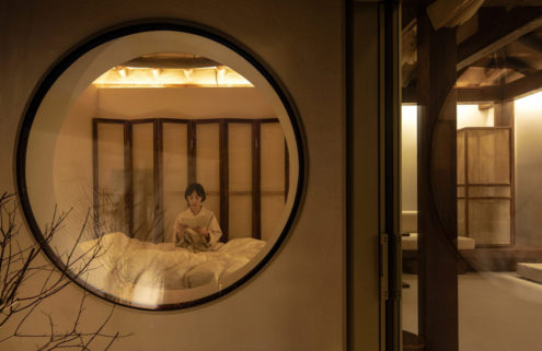 This one-room hotel in Seoul is a tranquil escape from the city streets