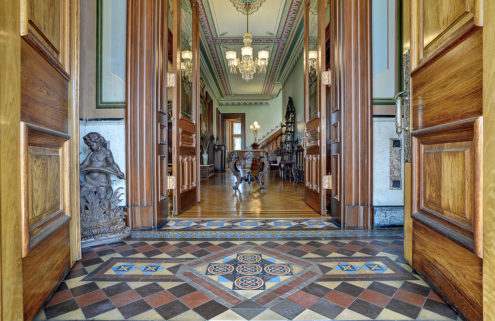 Historic Baywood Mansion offers a taste of Pittsburgh's opulent Gilded Age