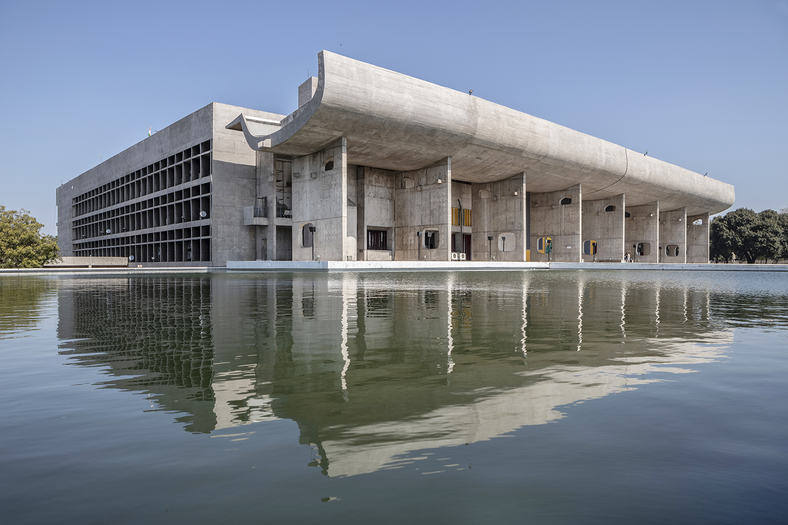 Le Corbusier Chandigarh