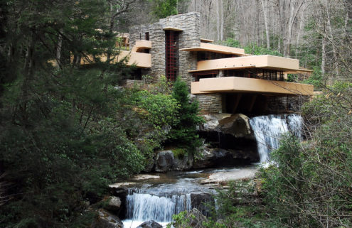 12 Frank Lloyd Wright buildings are now hosting virtual tours