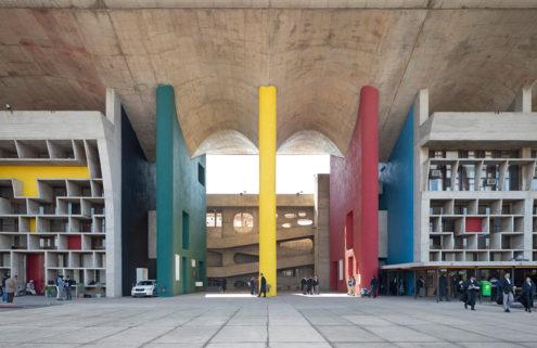 Explore Le Corbusier's modernist metropolis Chandigarh