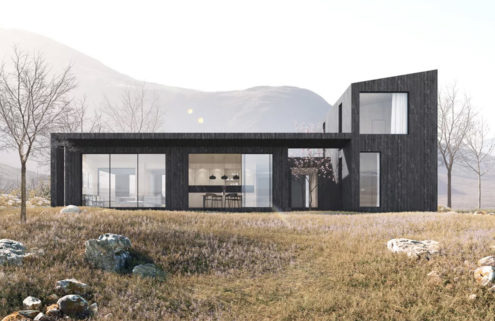 Koto's new cabins bring Nordic style to the US prefab market