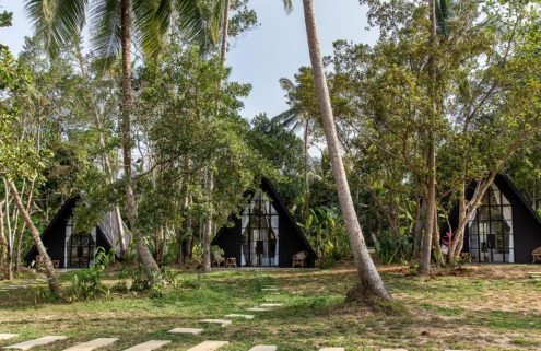 Sri Lanka's Palm Hotel is 'Shoreditch-infused tropical architecture'