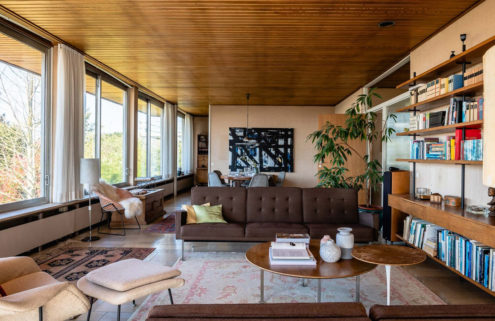 Post-war time capsule by Jan and Waldemar Lippert lists in Germany's Weinheim