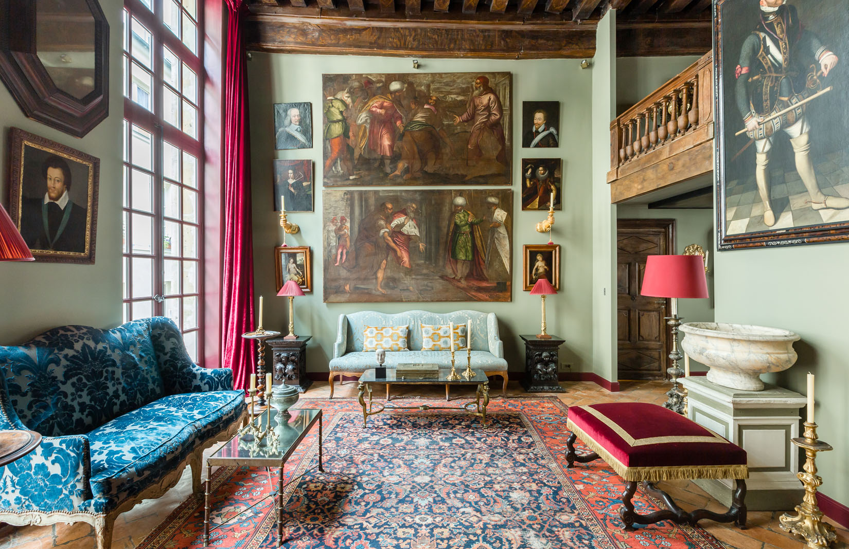 This maximalist Paris apartment is an antidote to minimalism