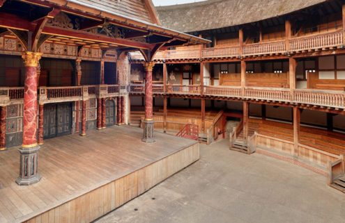 Shakespeare's Globe has entered the streaming age
