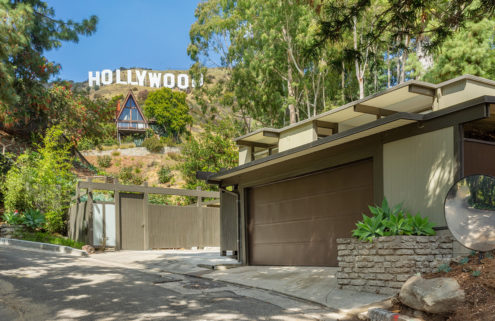 Architect Robert Malinoff's Hollywood home is for sale