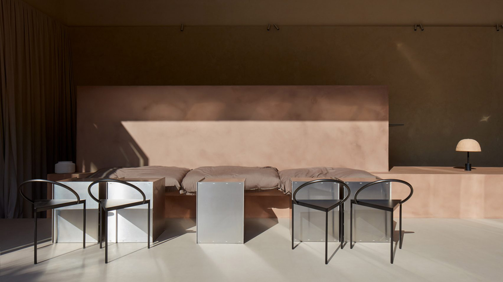 Abu Dhabi's La Petite cafe is all about the rugged minimalism