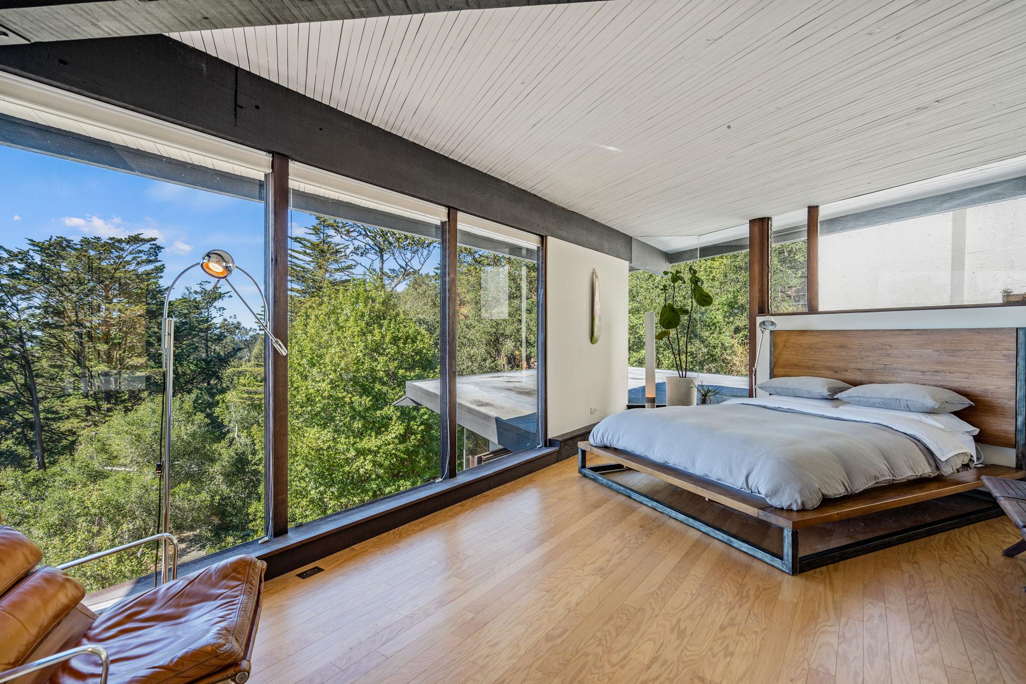 Benjamin Fishstein's midcentury modern house is for sale in California