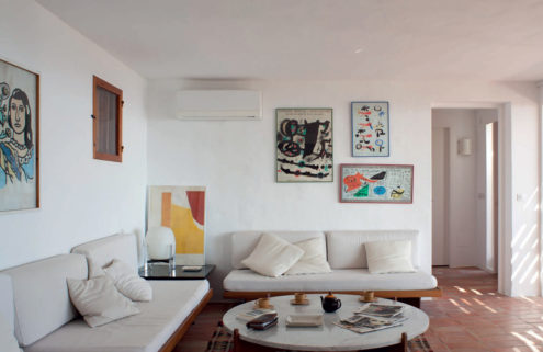 Josep Lluís Sert's modernist Ibiza complex is for rent