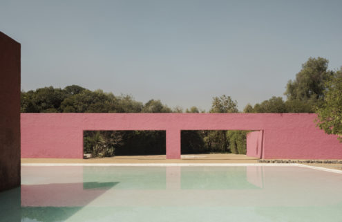 See a different side of Luis Barragán's Cuadra San Cristóbal