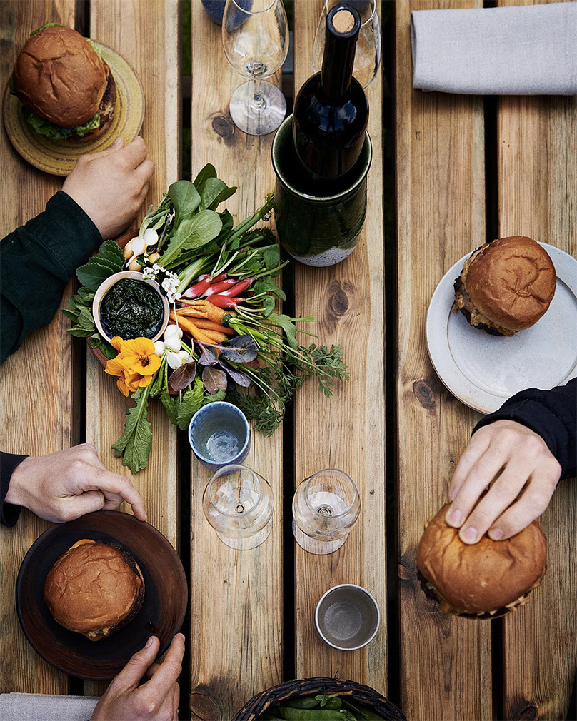 Noma will reopen this week as an outdoor burger and wine bar