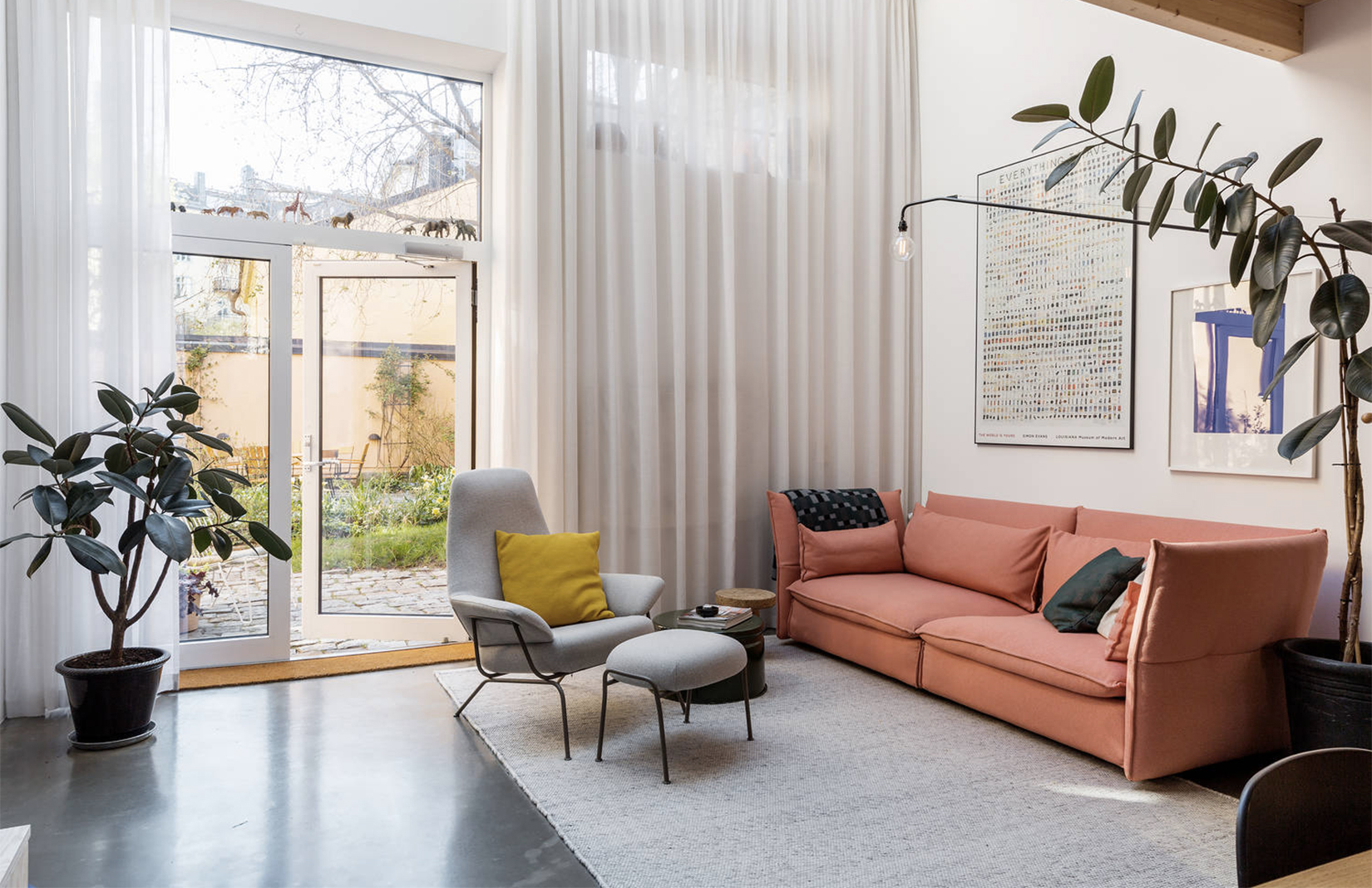 Hem furniture brand founder Petrus Palmér lists his Stockholm home