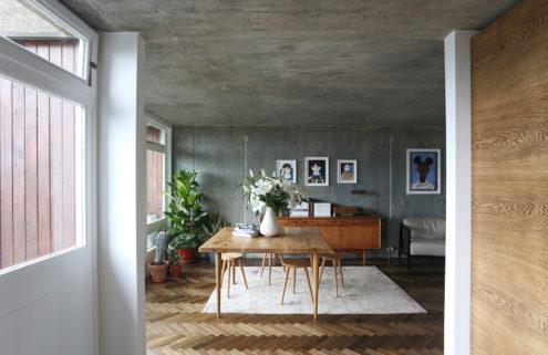 Peek inside an Ernö Goldfinger-designed brutalist bolthole