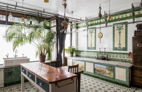 Take a butcher's at the Victorian interiors of this London home