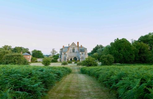 Peek inside Butley Priory – a 14th-century abbey turned whimsical country home