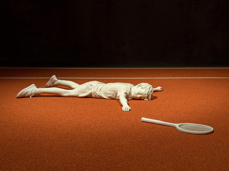 'Short Story' by Elmgreen & Dragset. Courtesy König Gallery