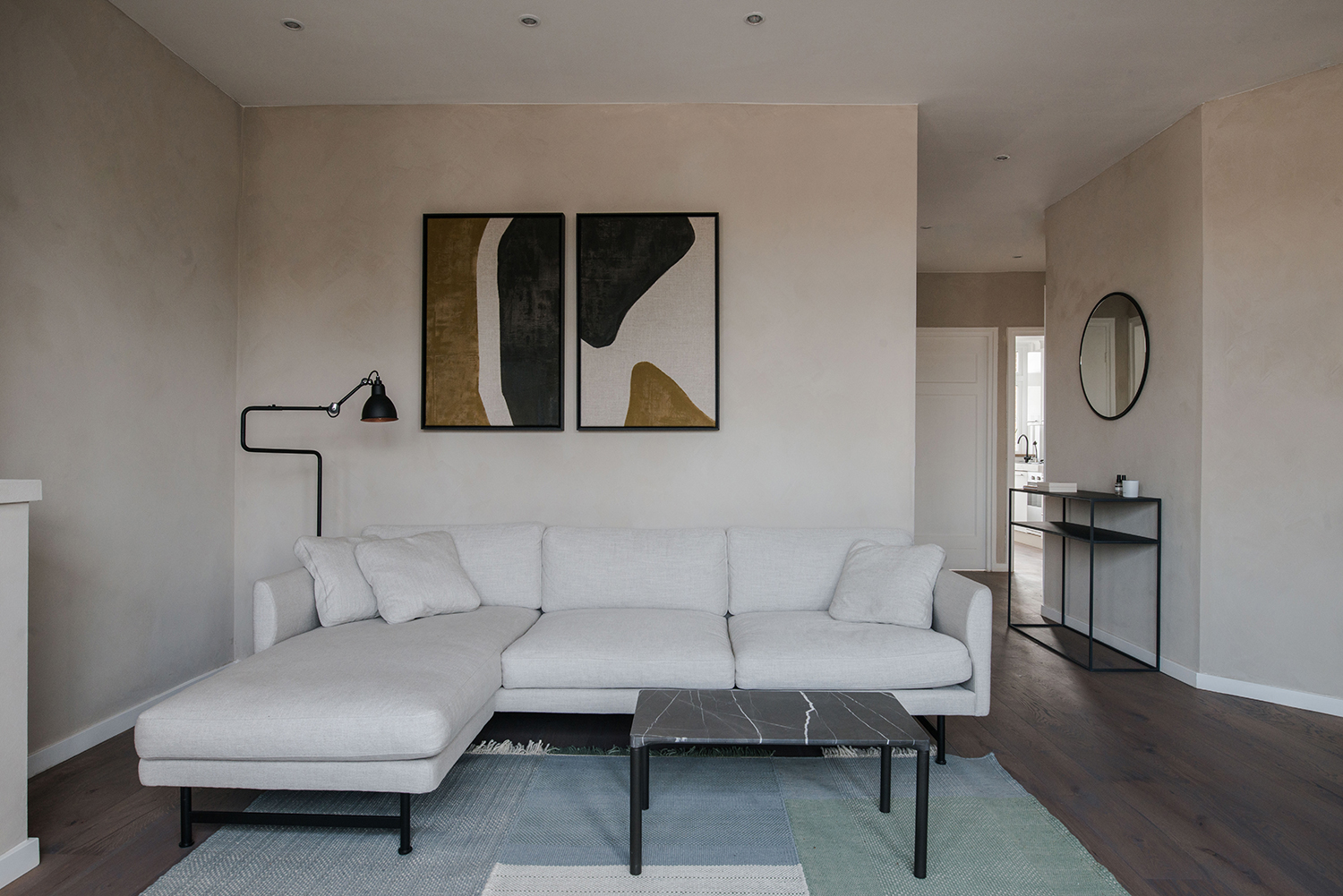The Nieuw's Amsterdam apartment is a liveable showroom