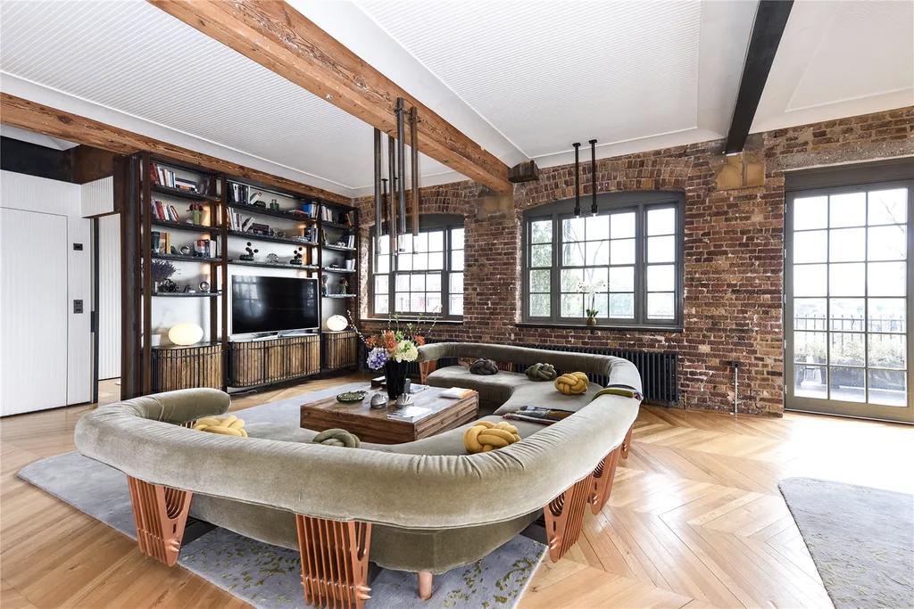 Loft in london аппартаменты фото