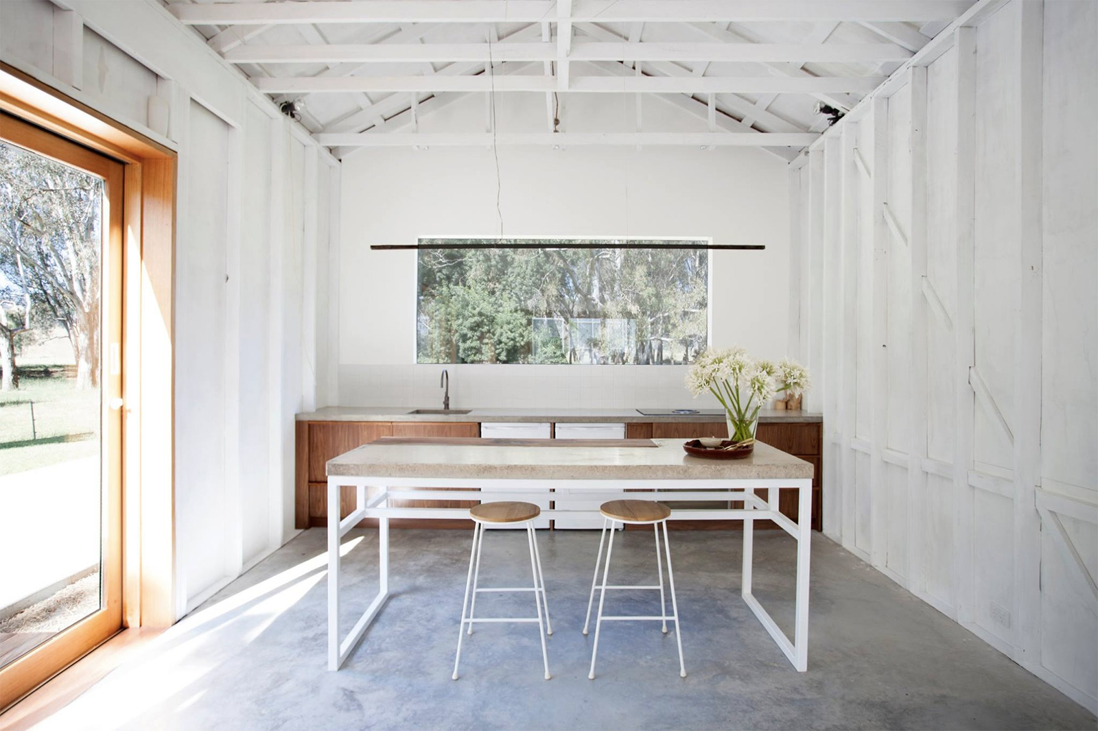 Cortes Kiln is a retreat in the heart of Australia's High Country