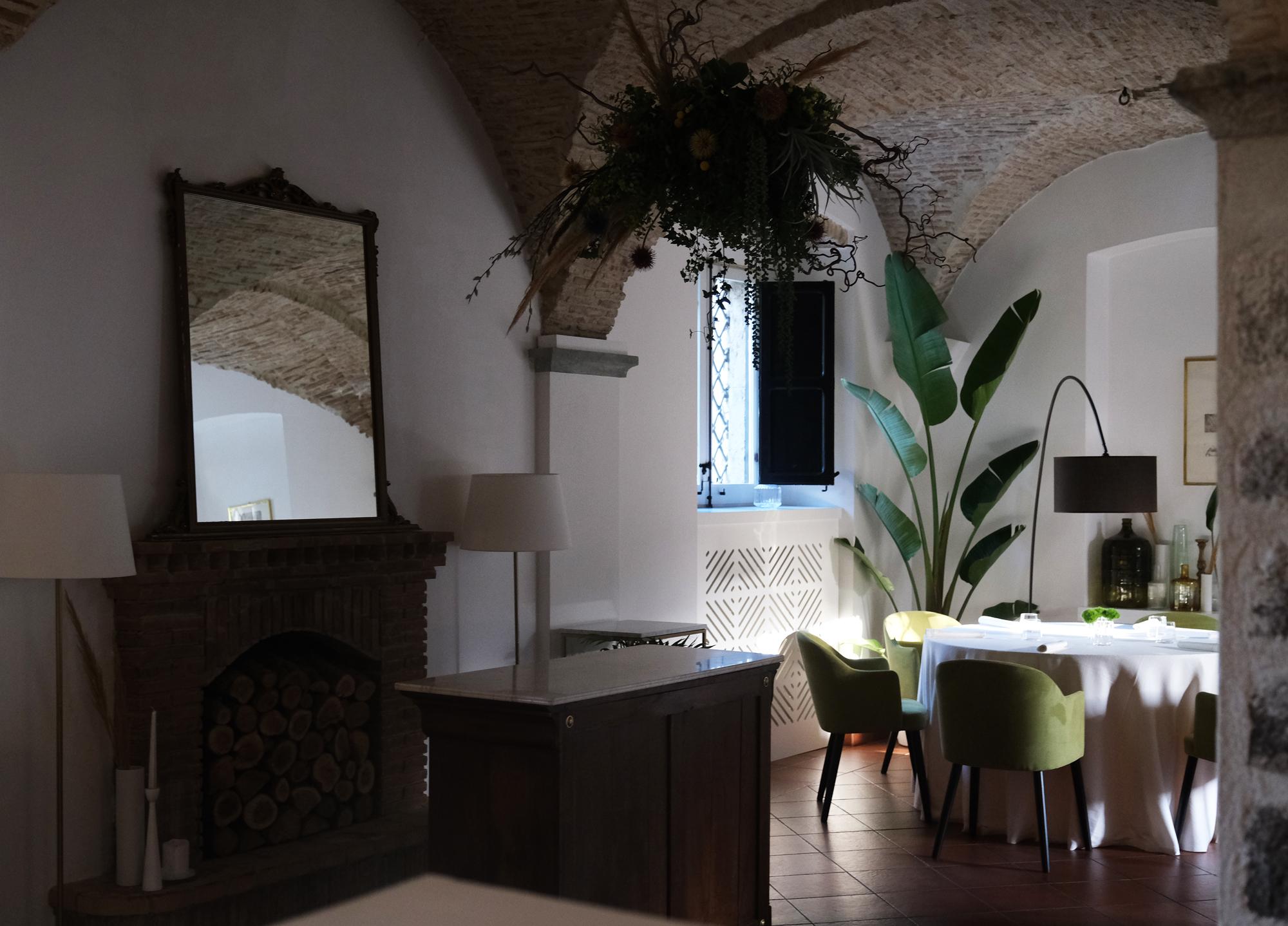 Qafiz restaurant in Calabria, Italy