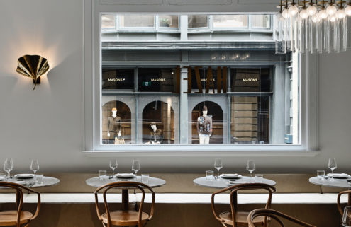 Simple is beautiful at Melbourne's Hazel restaurant