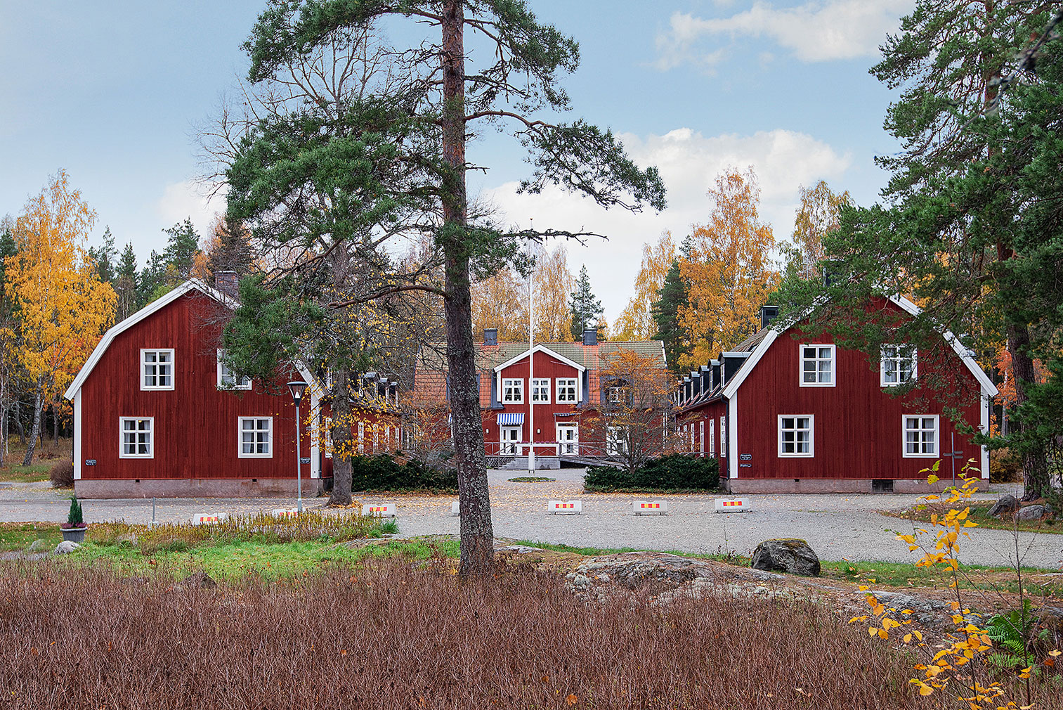 18th century Swedish wellness village Sätra Brunn with Wes Anderson vibes asks for £5.9m
