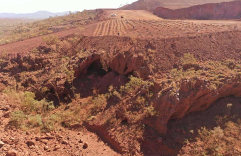 124 more Indigenous sites face destruction in Western Australia