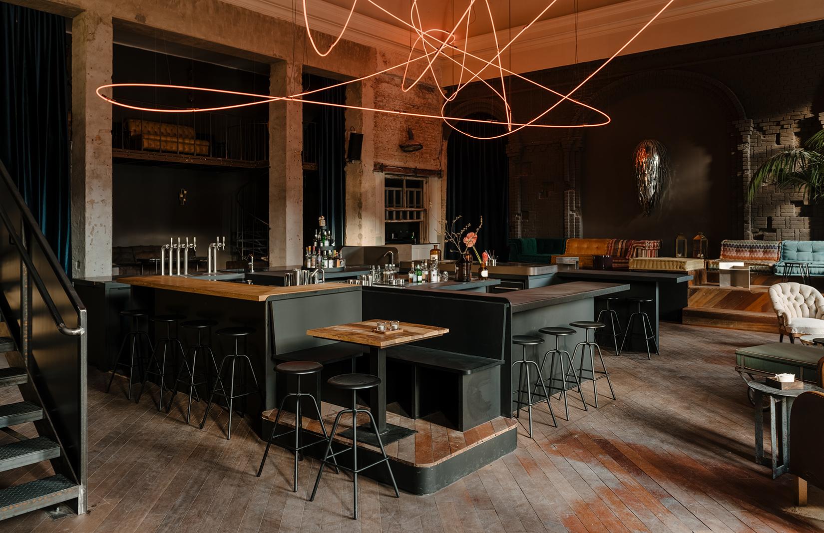 Berlin Restaurants In Extraordinary Spaces