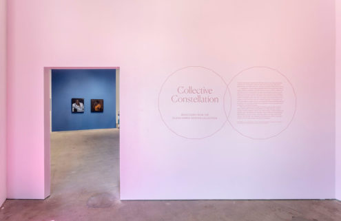 Take a virtual tour of Art + Practice's exhibition 'Collective Constellation'