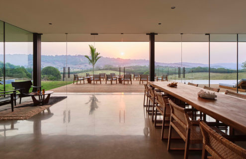 Byron Bay retreat Soma peeks onto the hinterland