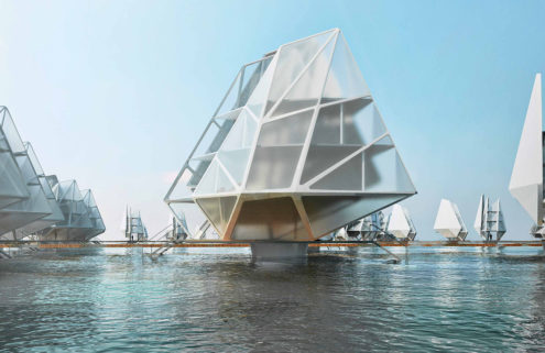 Is this the future of coastal living?