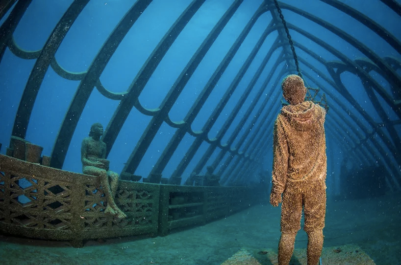 Australia is opening its first underwater sculpture park