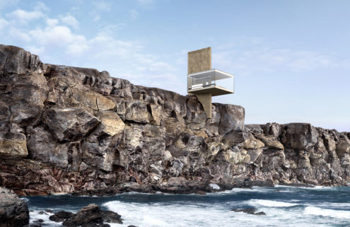 5 gravity-defying clifftop homes we'd like to see built