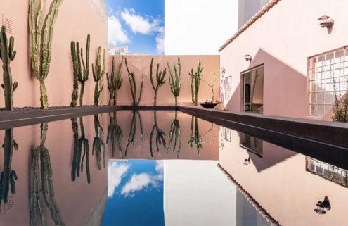 Peek inside artist Eric de Bruijn's Algarve retreat