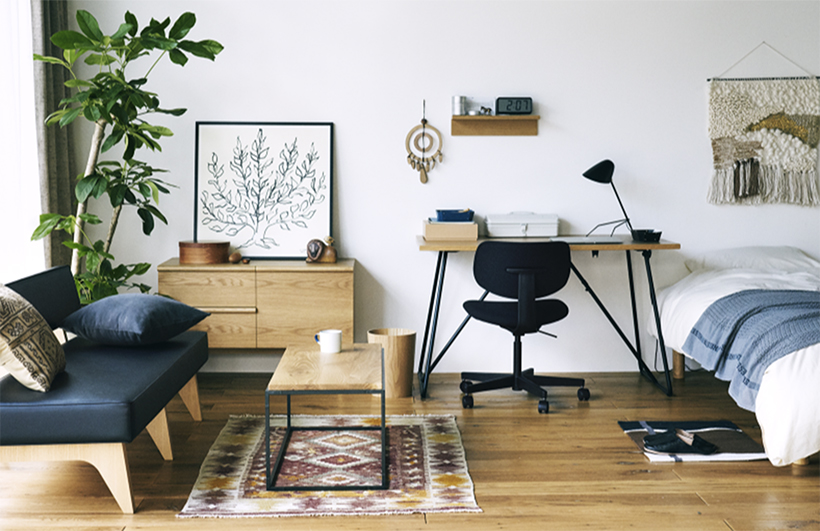 Muji announces its furniture rental service, which will cover living room and office furniture. The subscription is designed to help those transitioning to working from home due to the pandemic