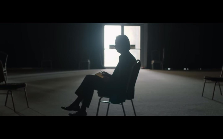 Still from Nick Cave 'Idiot Prayer' - alone at the Alexandra Palace 23 July 2020