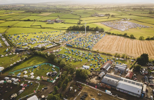 Will Northern Ireland host the world's first 'socially distanced music festival'?