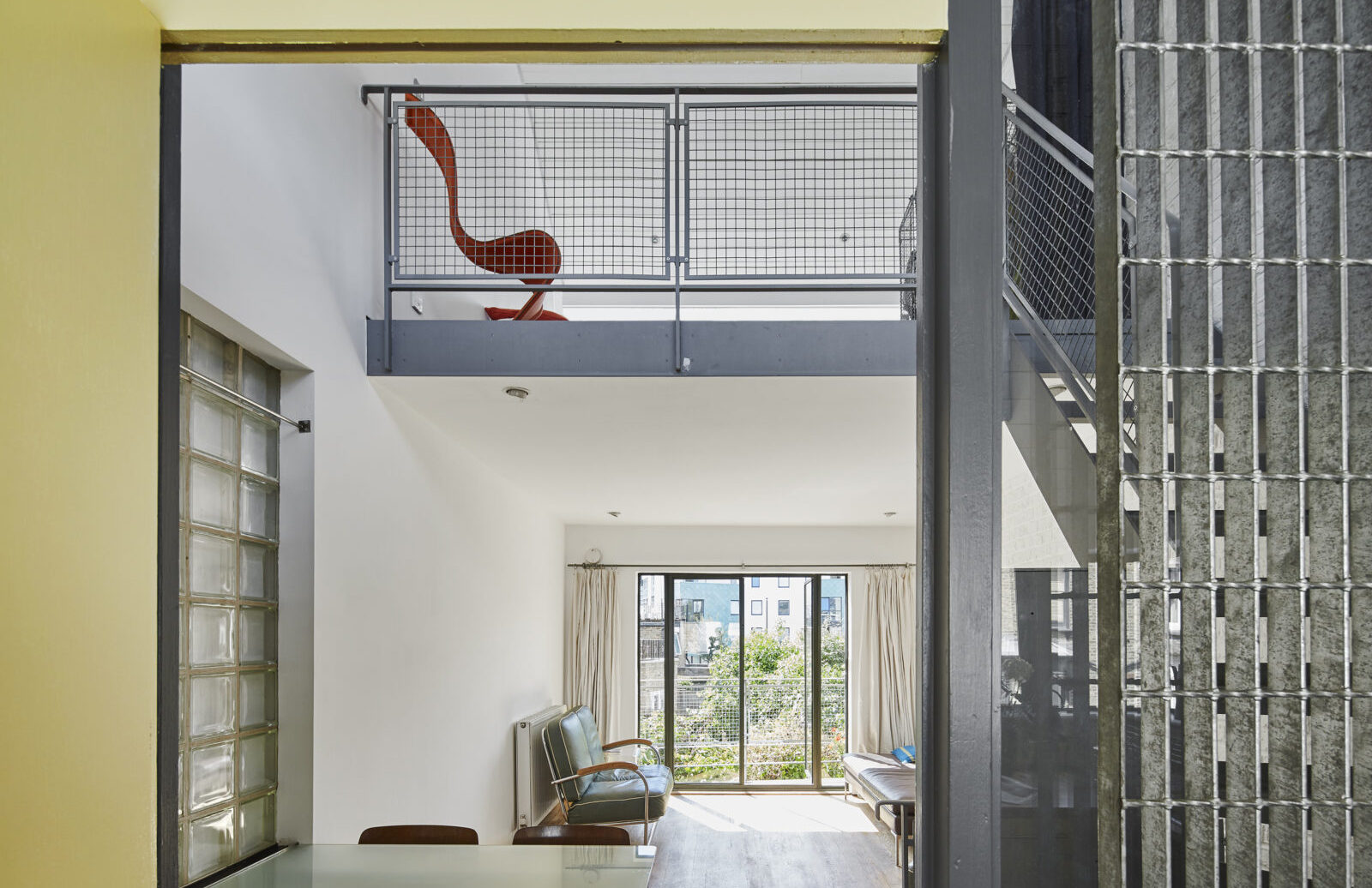 Venus is a London townhouse with Japanese roots - the Highbury home was inspired by the traditional machiya or merchant's houses found across Kyoto.