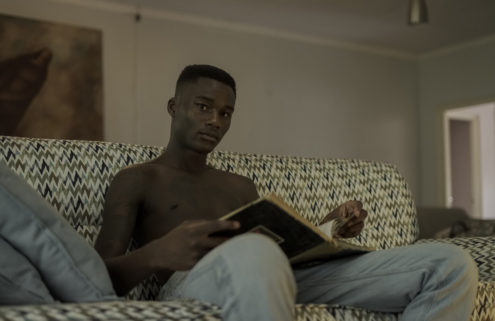 'No shoes on my carpet' is an ode to the Black living room experience