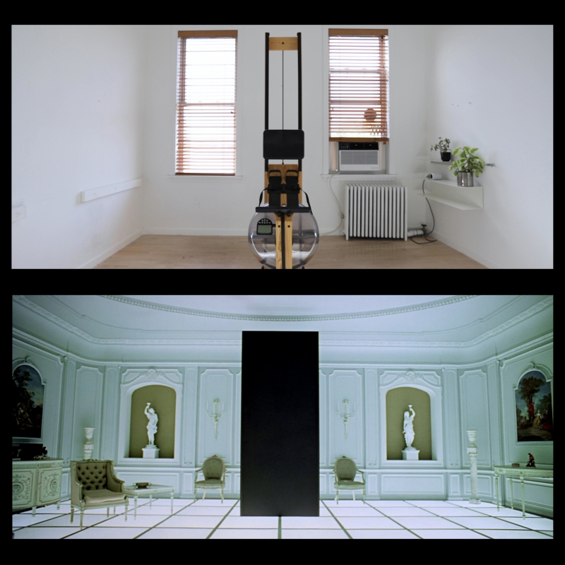 '2020: An Isolation Odyssey' is a quarantine-themed parody of the Kubrick classic
