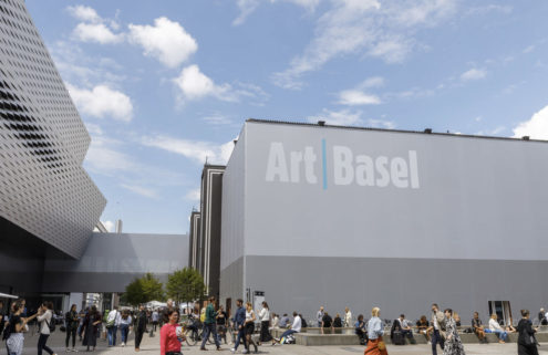 Art Basel is going virtual