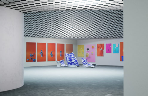 Take a virtual tour of Helsinki's Amos Rex contemporary art museum